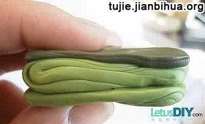 玉米软陶制作图解